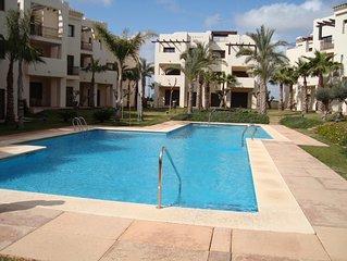 Luxury 1st floor 5* Apartment On Roda Golf and Beach Resort