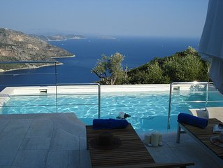 Agrepavlis Junior - An ideal romantic cottage for 2 with amazing views