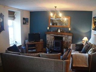 Tyddyn Bach Cottage - Luxury 5-Star Cottage at Se
