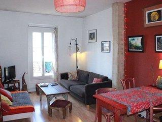 Sunny Apartment center of Paris - Appartement ensoleille au centre de Paris
