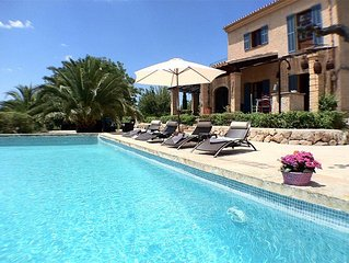 Secluded Villa set in the Llevante Nature Park between Arta and Sant Llorenc