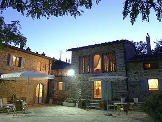 Mansion - Capraia e LimiteHouse with garden