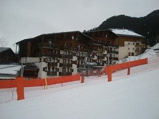 Apartment For 4 People, Ski In & Ski Out In Valfrejus