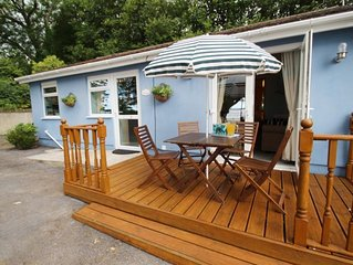 Homely Accommodation With Spectacular Coastal Views in a Tranquil Setting