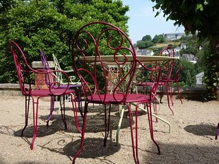 Villa Collobert : Superbe maison de Maitre 5*****