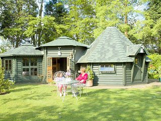 Holiday Chalet - The Perfect Retreat For A Couple Pet Friendly