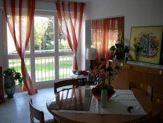 appartement dans residence  .avec vue sur Parc