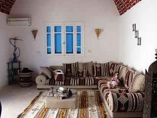 Grand Appartement F4 a Djerba Tunisie avec equipements pour bebe