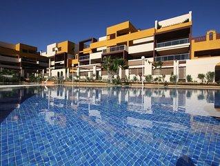Brand New Modern 2 bedroom Apartment in Playa Flamenca close to all ameneties.