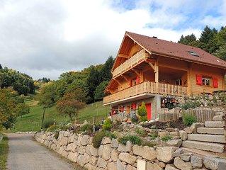 Nature et montagne Vosges Alsace: ressourcez vous 'Au bout du Chemin'