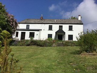 The Thornes: characterful cottage on edge of Exmoor in stunning countryside