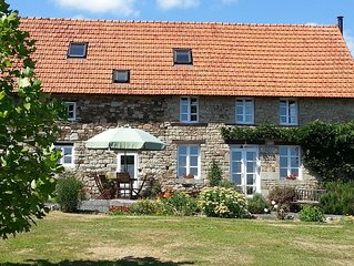 B&B in rural situation near to Pont Farcy