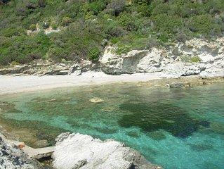 Casa Sofema a 200 metri dalla spiaggia Isola d'Elba