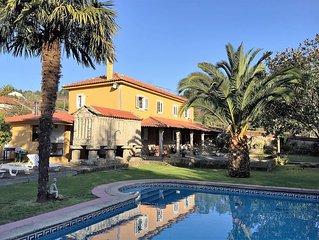 Casa turismo rural no Minho com piscina