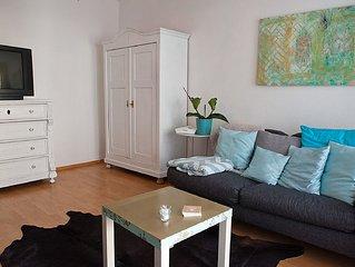 Stilvolles Apartem. in Koblenz Niederberg, fußläufig zur Festung Ehrenbreitstein