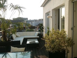 Penthauswohnung mit Dachterrasse