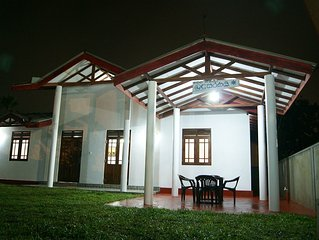 House Manisha * Your cottage in Waskaduwa Kalutara Sri Lanka * *