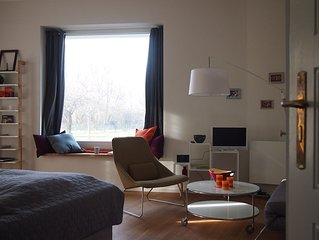 Charmantes Apartment_grun & citynah!