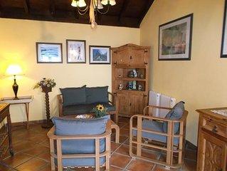 Apartment im mexikanischen Stil mit Meerblick und privatem Balkon