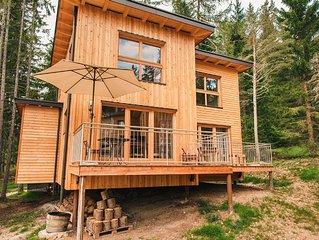 Forest Chalet Resort FELIZITAS - Ankommen, Wald atmen