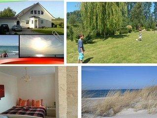 Ruhige Ferienwohnung an der Ostsee bei Rostock