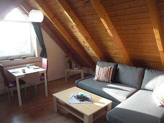 Appartement in bester Lage des Nordseebades Carolinensiel - WLAN kostenfrei