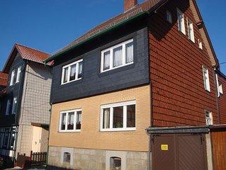 Ferienwohnung mit Kaminofen für 2-3 Personen in Wernigerode