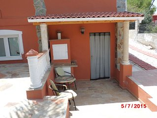 Nice apartment in Alhaurin de la Torre, with garden, pool and BBQ