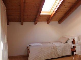 3Zimmer-Wohnung bis 6personen mit balkon und See blick