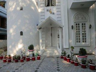 A German architectural Haus