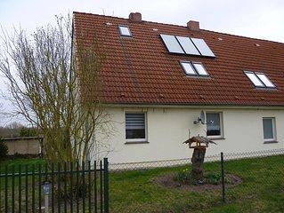 Ferienhaus Wismarblick, ruhig gelegen, nahe Wismar