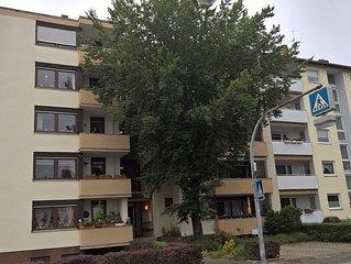 Maisonette-Ferienwohnung Speyer