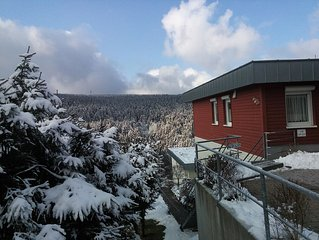 Beautiful apartment in the heart of the Thuringian Forest
