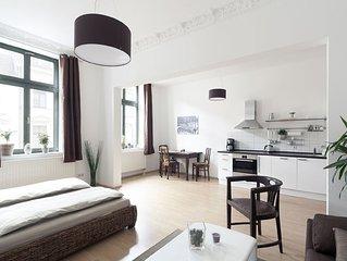 Hochwertig ausgestattetes Apartment direkt in der Leipziger Innenstadt