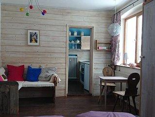 'Sissi' ein zaubehaftes neu renoviertes Apartement im modernen Landhausstil