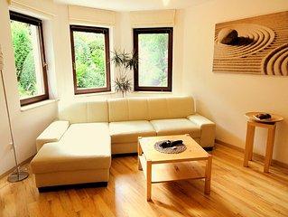 Ruhig gelegene Ferienwohnung, hochwertig und liebevoll eingerichtet
