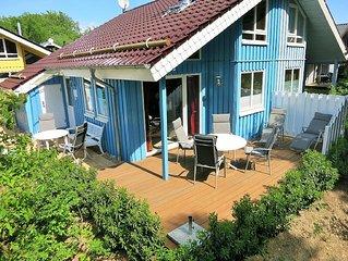 Ferienhaus Sophie mit dem Hauch von Luxus (Sauna, Kamin, WLAN, Regendusche u.s.w