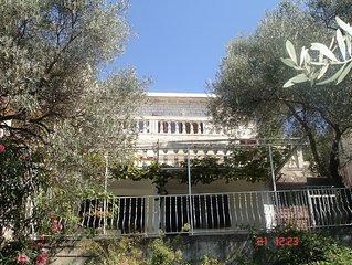 Haus im mediterranen Stil, Kinder u. tierfreundlich, sehr gut der Natur angepaßt