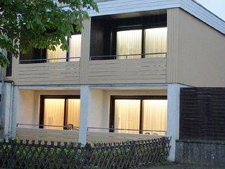 Studio Ferienapartments mit Minikuche und Balkon direkt an der Skiwiese