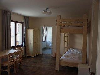 Ferienwohnung im Gästehaus INNFernow
