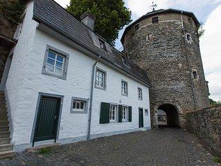 Modernes Wohnen im Flair des Mittelalters