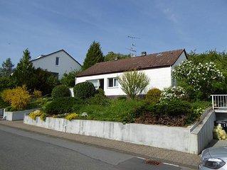 Hauschen im Grunen nahe Darmstadt