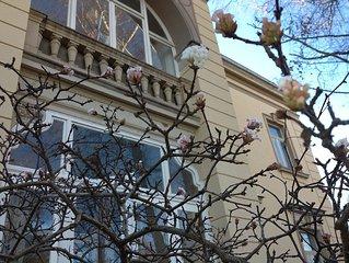 5-Raummaisonettenwohnung in historischer Villa in Dresden Blasewitz