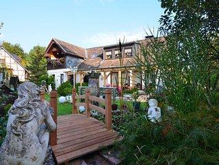gemutliches Ferienhaus im Grunen