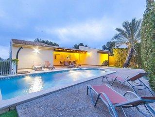 Fantastisches Haus mit Pool und Terrasse im Bahia de Palma
