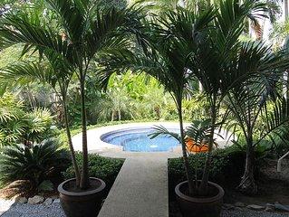 Golfparadies!Villa Tägl. Service, exklusive ruhige Lage mit Garten und Whirlpool