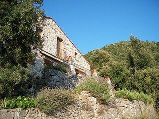 Naturparadies im suedlichen Cilento, zwischen Bergen und Meer