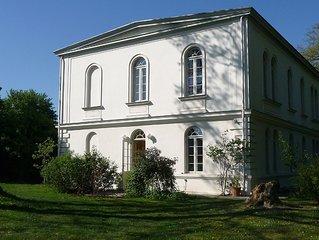 Traumhafte Ferienwohnung im Schweriner Schlossgarten