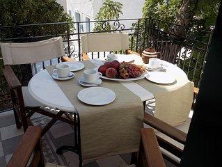Akakia Haus in der Hauptstadt der Insel Skyros, bietet Platz für 4 Personen