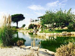 Haus mit Schwimmteich & Panoramablick - Ruhig und trotzdem Zentral Algarve